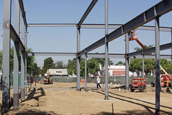 structural steel fabrication, general industrial general contractor